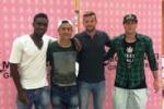 Il ritorno in serie A, il Palermo festeggia al Conca d'Oro