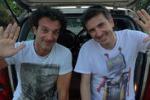 Rosolini, Ficarra e Picone verso il set del nuovo film