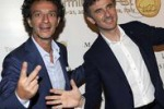Ficarra e Picone, mattatori al Taormina Film Festival