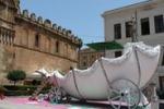 Palermo, ecco il nuovo carro per il Festino: foto e video
