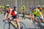 Ciclisti siciliani in gara per il trofeo Forum Palermo