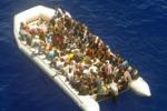 Naufragio nel Canale di Sicilia: 5 morti. Le immagini