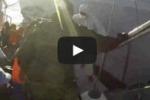 Naufragio nel Canale di Sicilia, 5 morti: le immagini dei soccorsi