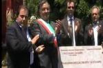 """Palermo, inaugurato il """"Giardino della libertà di stampa"""""""