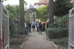 Vittoria, torna a vivere il giardino di Palazzo Iacono