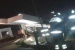 Maltempo, vigili del fuoco in azione nel Ragusano
