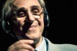 Franco Battiato in tour, sale l'attesa a Ragusa