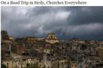 Il New York Times elogia il barocco di Scicli