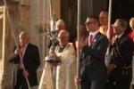 A Chiaramonte la reliquia del braccio di San Giovanni