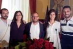 Comiso, si è insediato il nuovo sindaco Filippo Spataro