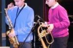 Castelbuono, grande successo per i gemelli ragusani del jazz