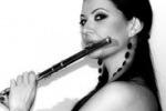 La flautista Andjela Bratic in concerto a Pozzallo