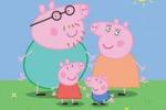 Ragusa, foto ricordo con Peppa Pig