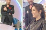 Hair stylist modicano taglia i capelli alla Balivo in diretta tv