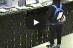 Ladro incastrato dalle telecamere a Ragusa