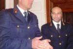 Provarono a salvare un uomo dalle fiamme, cittadinanza onoraria a 2 poliziotti di Vittoria