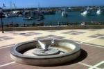 Vittoria, vandali a Scoglitti: rotta l'ancora della fontana