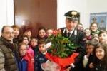 Monterosso, gli studenti incontrano i carabinieri