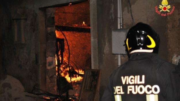 incendi ragusa, incendi Scicli, Ragusa, Cronaca