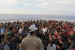 Pozzallo, tra i migranti 260 minori: le operazioni di soccorso