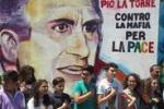 """Vittoria, """"32 anni dopo"""" un murales in onore di Pio La Torre"""