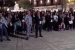 """The Voice"", a Comiso festa in piazza per Suor Cristina"
