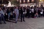 """""""The Voice"""", a Comiso festa in piazza per Suor Cristina"""