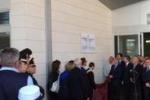 Aeroporto di Comiso intitolato a Pio La Torre: le immagini
