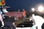 Tragedia a Pozzallo, tre migranti morti durante i soccorsi: le immagini