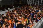 Il tragico sbarco nel Canale di Sicilia: le immagini