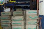 Sequestrate 7 tonnellate di hashish nel Mediterraneo