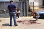 Ragazzo agonizzante per terra trovato a Vittoria: le immagini