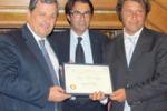 Siracusa, premio Rotary al fiorista Angelo Tine'