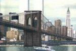 """Venezia - New York"", l'arte di Aldo Damioli sbarca a Siracusa"