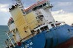 """Santa Panagia, slitta la rimozione della nave """"Gelso M"""""""