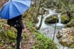 Siracusa, trekking acquatico nella riserva Cavagrande