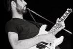 Concetto Fruciano, il chitarrista sul palco a Siracusa