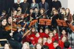 Concerto, coro delle voci bianche si esibisce a Noto