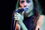 Gabriella Fazzino sul palco: concerto jazz a Siracusa