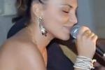 La voce di Angela Nobile all'Hakuna Matata di Siracusa
