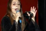 Musica, Mariagrazia Urso canta a Siracusa