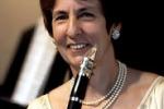 Concerto a Siracusa della clarinettista Elisabeth Ganter