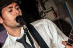 Simone Liuto e la sua nuova band a Siracusa