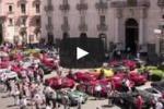 Parte da Siracusa la Ferrari Cavalcade 2014: le immagini