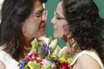Le prime nozze gay a Citta' del Messico