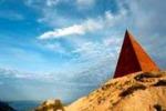 Fiumara d'Arte, ecco la piramide sicula