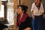 Palermo, il coraggio delle donne di scena allo Steri