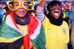 Mondiali al via, notte di festa a Soweto