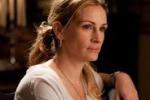 """Mangia, prega, ama"": la felicita' secondo Julia Roberts"