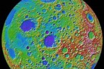 Crateri sulla Luna, una mappa li spiega